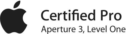 Apple Aperture 3 Certified Pro