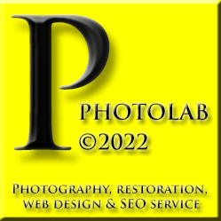 Pollini Photo Laboratory Logo