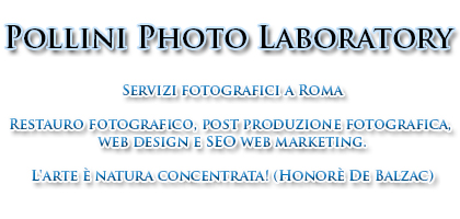 Pollini Photo Laboratory Titolo news
